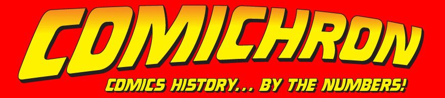 Comichron: Comics History By The Numbers!